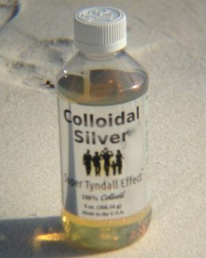 Aplicaciones de la plata coloidal