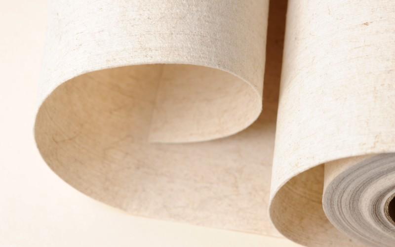 Veruso Lino papel pintado ecológico y sostenible