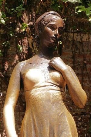 Estatua de Julieta