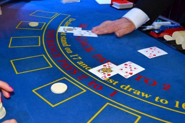 Las matemáticas y el Blackjack