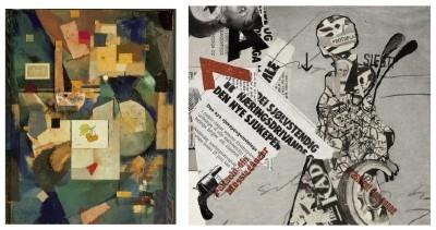 collage dadaista