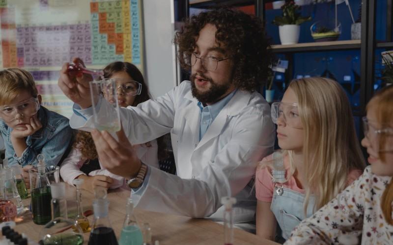 Ciencia en la educación