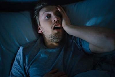 Sudoración nocturna